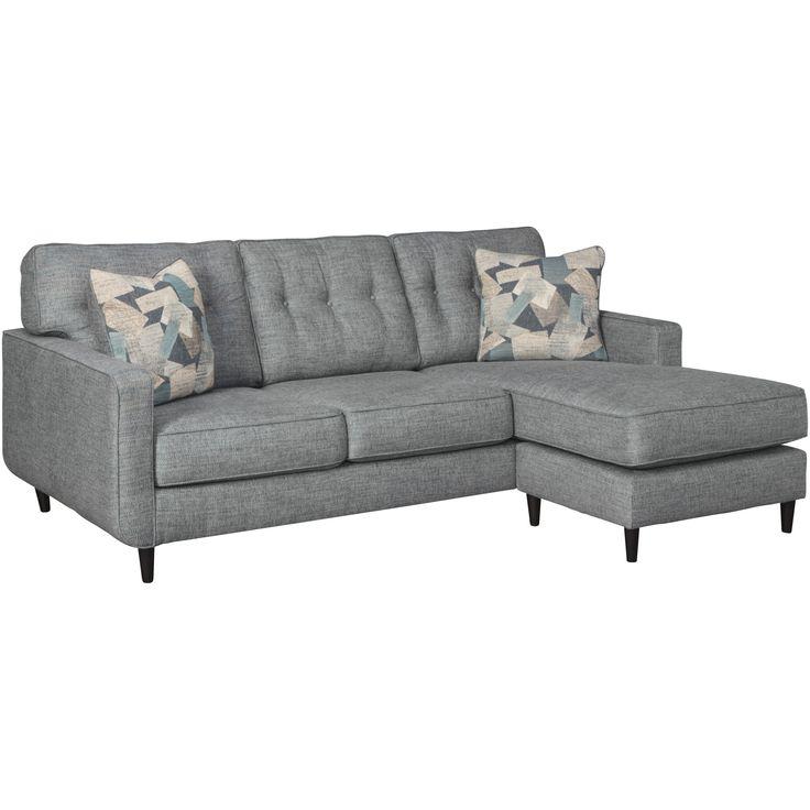 Ashley Furniture Mandon River Sofa Chaise Chaise Sofa Furniture Chic Sofa
