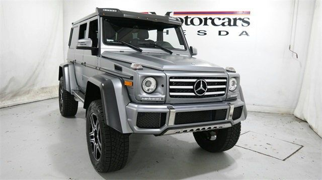For Sale 2017 Mercedes Benz G Class G 550 4x4 Squared Suv Mercedes Benz G 4 4 550 4x4 Squared Wagon Suv Awd Used Ma Mercedes Benz G Class Benz G Class G Class