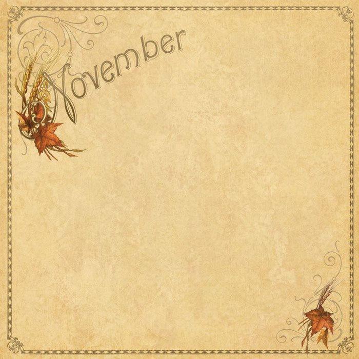 November Background ~ (pág. 754) | Aprender manualidades es facilisimo.com