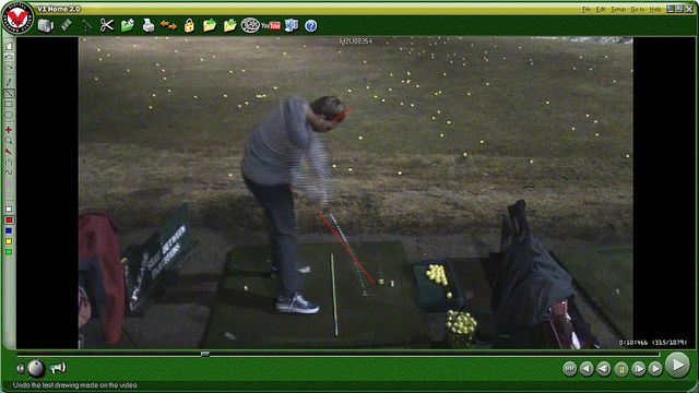 Online Golf Swing Analysis Chazz...