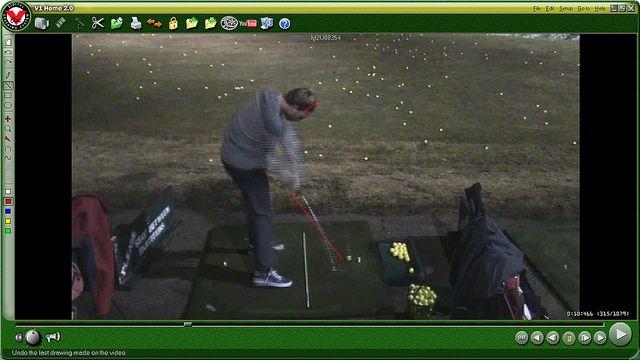 Online Golf Swing Analysis Chazz...