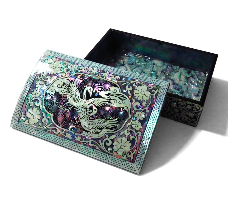 100 Best Korean Mother Of Pearl Lacquer Ware Images On