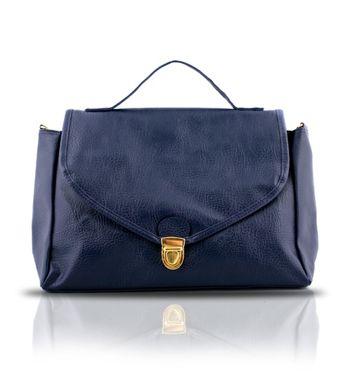 GOTG Blue Shoulder Bag on glamouronthego.co.uk