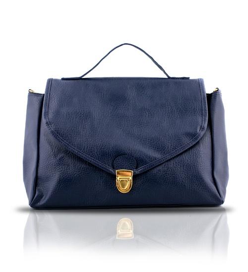 GOTG Blue Shoulder Bag on glamouronthego.co.uk