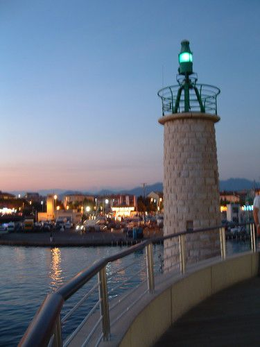 Saint-Raphael lighthouse ~ French Riviera (station established 1873)