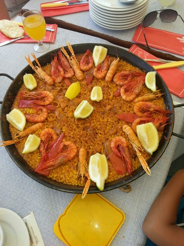 Paellas Mariscos a La Marina Playas !!  Restaurante Candela  Facebook/Low Cost Alicante Holiday Self Catering