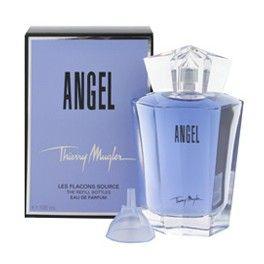 Angel de Thierry Mugler, un clásico que es posiblemente el perfume con más fijación del mundo.