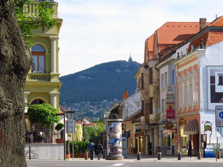 Down Town Nitra