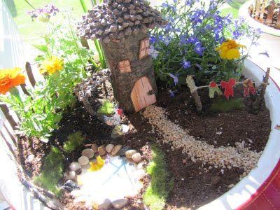 another fab fairy garden