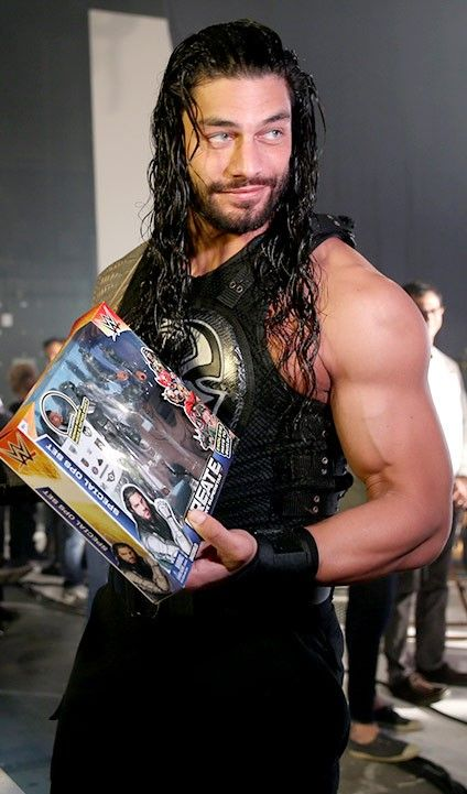 The best of the best Roman reigns  my favorite number one WWE champion