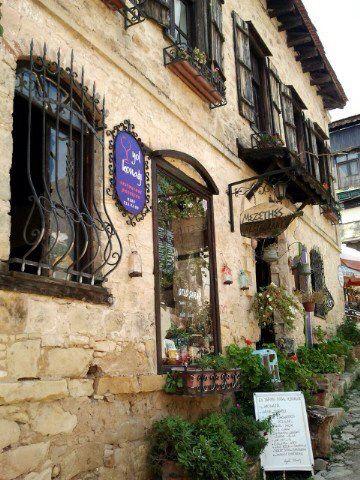 Kaz Dağları -Yeşilyurt Köyü