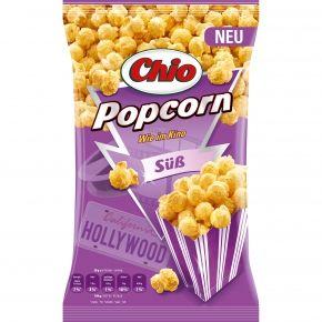 Chio Popcorn süß Süßes Popcorn. Glutenfrei. Für Vegetarier geeignet.