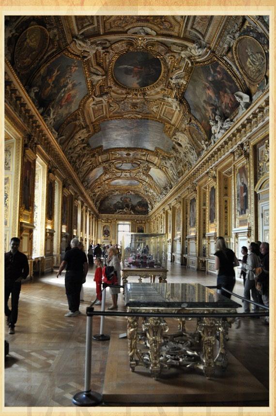 17 Best images about ||| Louvre. La Galerie d'Apollon on ...