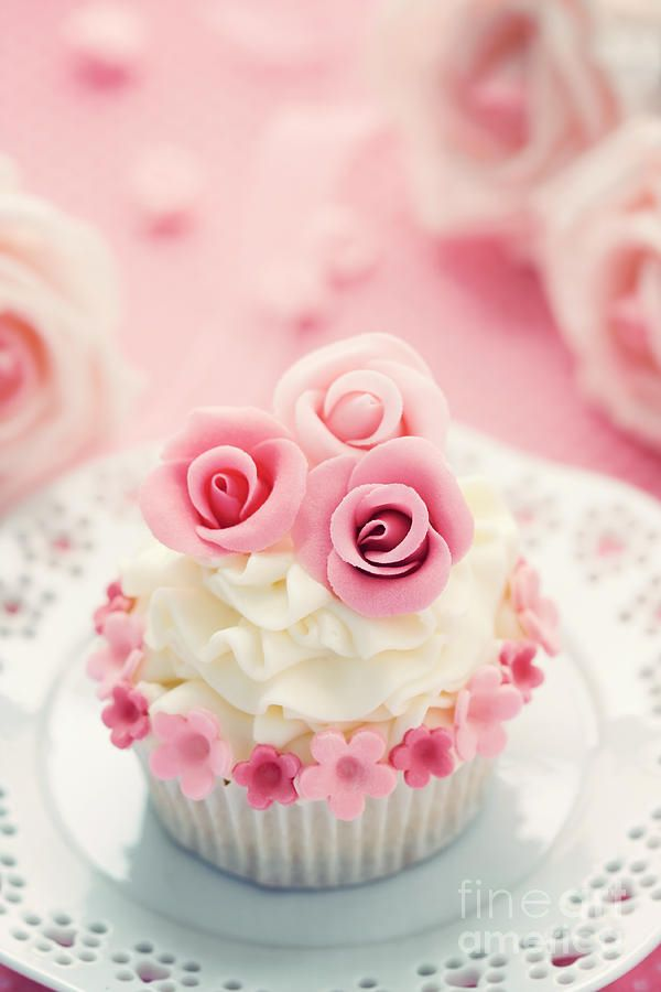 #Cupcake #pink