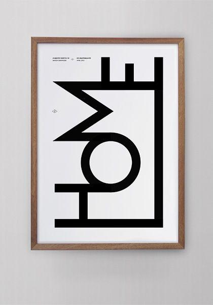 Home 02  / 2013 Poster Print 50 x 70 cm © Les Graphiquants - Impression Jet d'encre 9 couleurs - Papier Fine Art 240g - 100% coton Séries limitées à 300 exemplaires http://www.la-graphiquerie.fr/digital-c-22.html