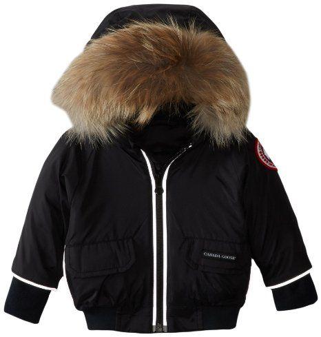 Canada Goose Baby SnowSuit turquesa
