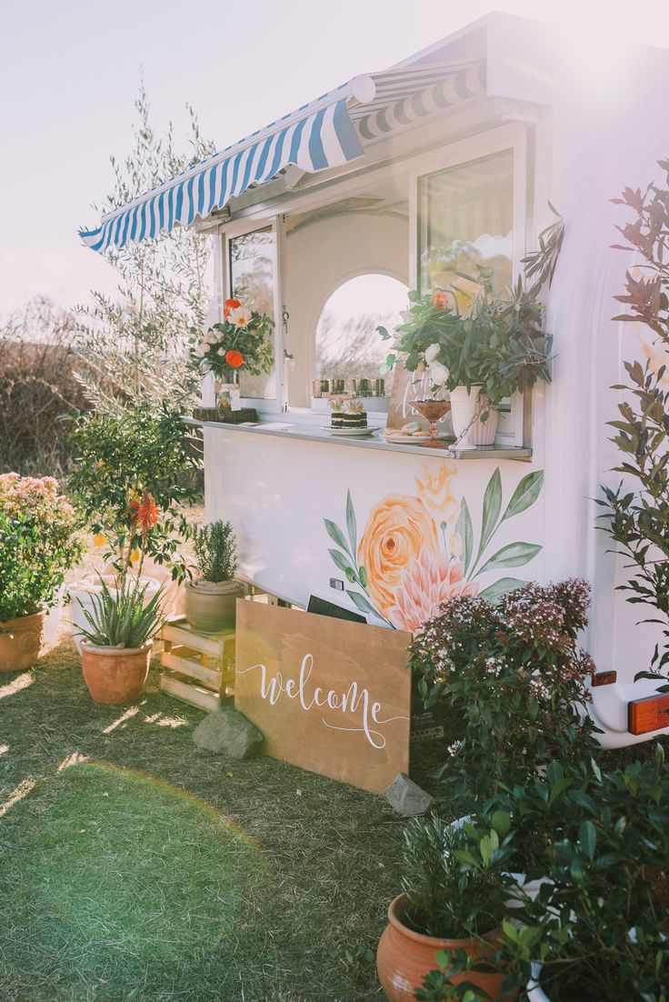 Italian Long Lunch Country Wedding Ideas With Watercolour Details