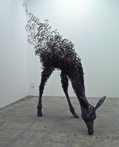 Tomohiro Inaba - Tochigi, Japan Artist - Featured - Sculptors - Artistaday.com