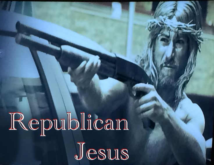 Republican Jesus like other republican notions are just the opposite of reality.