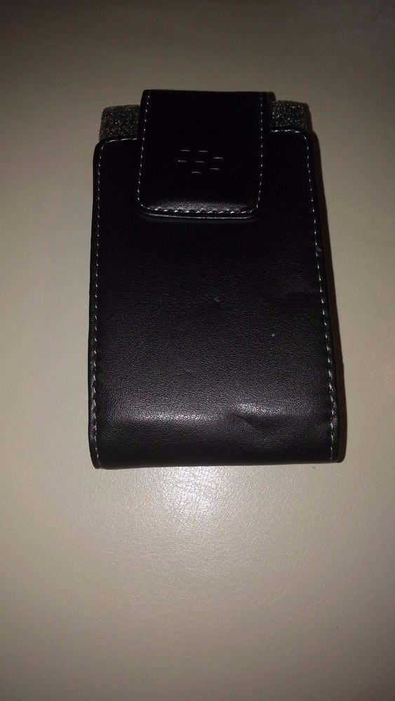 BlackBerry 9630 swivel Holster Black new in original package HDW 23466-001 #BlackBerry