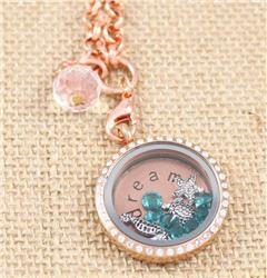 South Hill Designs - personalized glass lockets