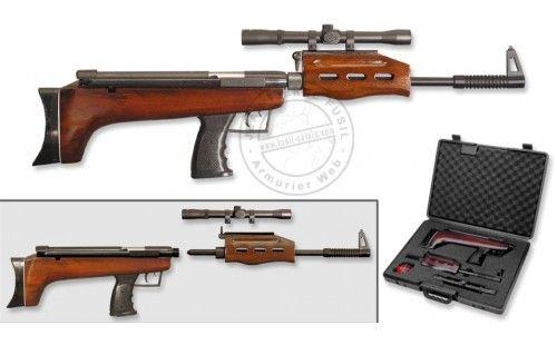 Carabine 4,5 mm QB 57 - Démontable (9,19 joules)