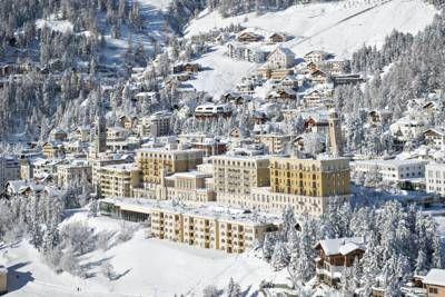 Kulm Hotel – St. Moritz