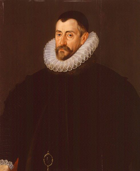 """Sir Francis Walsingham, Elizabeth I's spymaster, who uncovered at least two plots against her life. Elizabeth called him her """"moor"""" due to his swarthy complexion."""