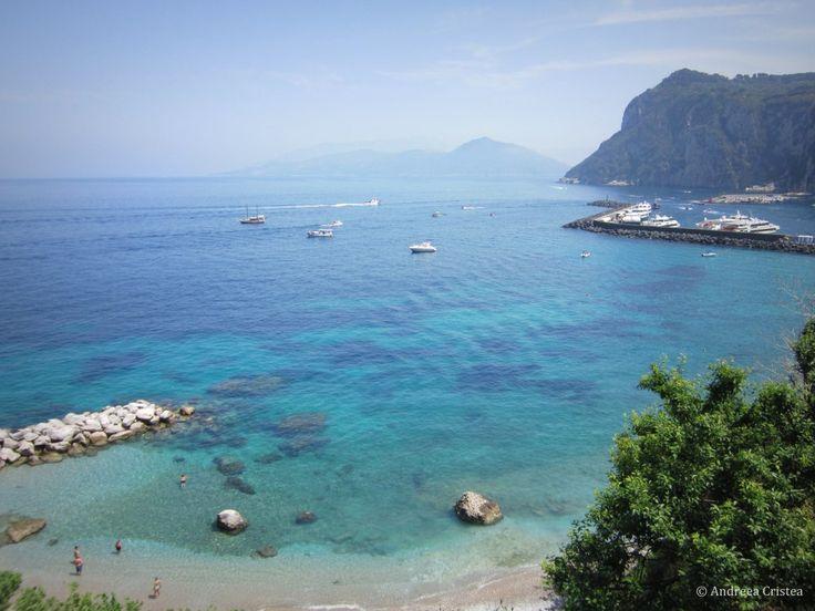 Photo Journal: Insula Capri, Italia | Update Your Journal