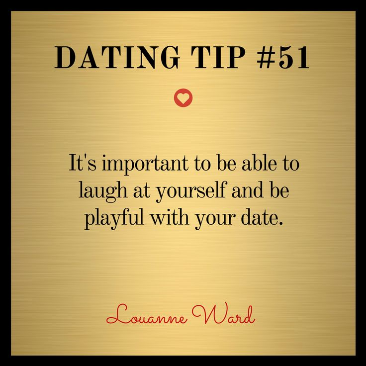 When you are #laughing with somebody you are sharing an #experience. And let's be honest, no one likes a negative Nancy or a Debbie downer! So #smile, laugh and allow for a light-hearted, fun date. #thedatingreport #datingtip #quote #lovequote