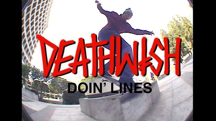 Erik Ellington - Doin' Lines
