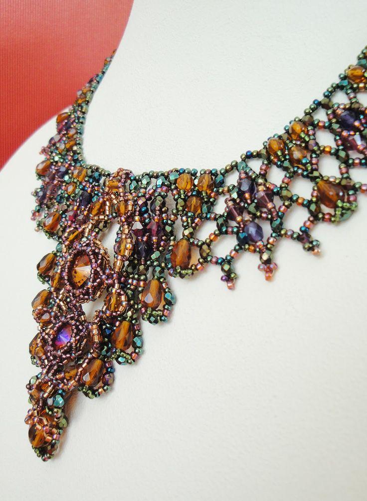 ❤ =^..^= ❤  Not without my beads – Nicht ohne meine Perlen.  HD: This is wonderful!!!!!