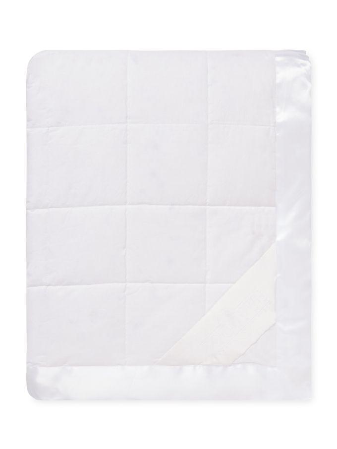 Luxury European White Goose Down Quilt from Best Bedding Basics: Down Pillows