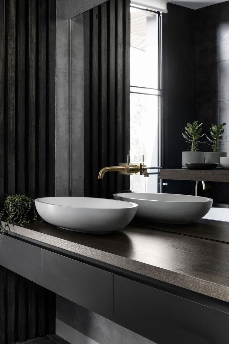 Credits Middle Park Residence By Baldasso Cortese Architects Wash Basin Ideas Bycocoon Com Bathroom Sink Decor Bathroom Design Luxury Modern Bathroom Design