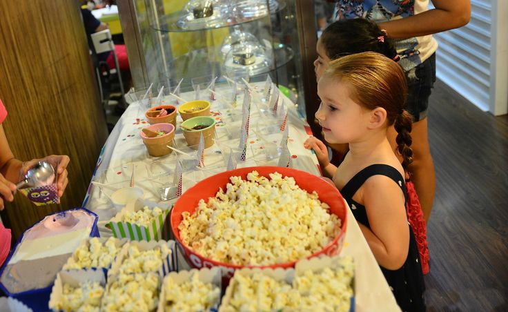 Popcorn is an all-weather and all-condition favorite item for kids. So, nothing to mention here why to choose popcorn as one of the main items in the birthday party. This snack is favorite among all age groups and a popcorn machine can do the job for you. We provide popcorn machine rental included in the package that you will avail.