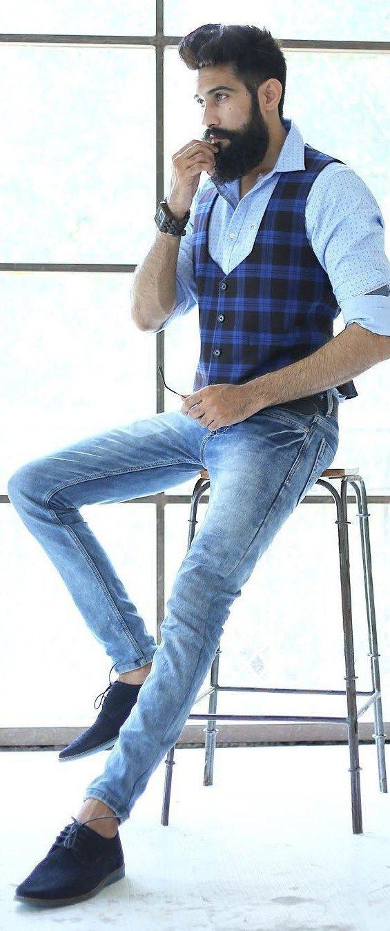 15 Fashion Secrets Stylish Men Should Know - Naveen Bhadran
