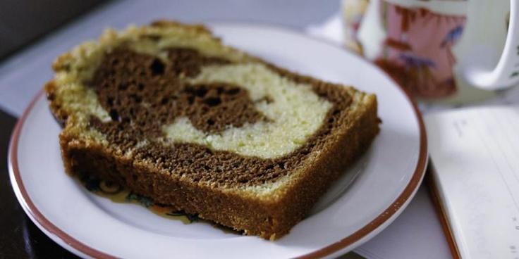 Marmorkake/marblecake