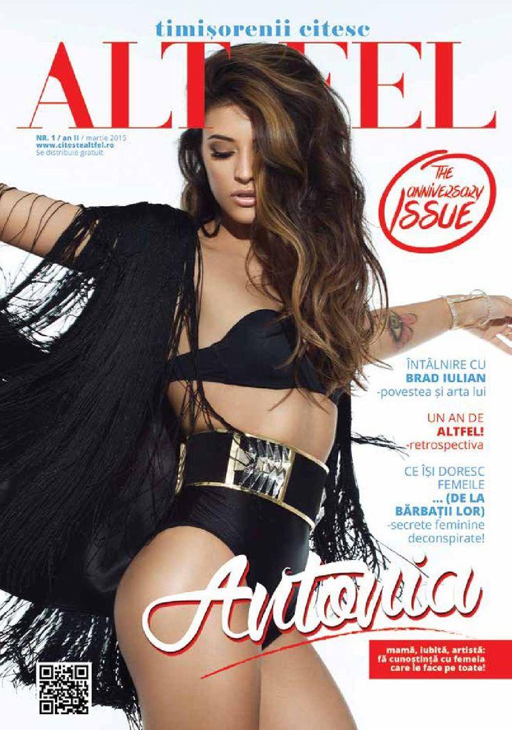 Revista Altfel March 2015 - Altfel magazine