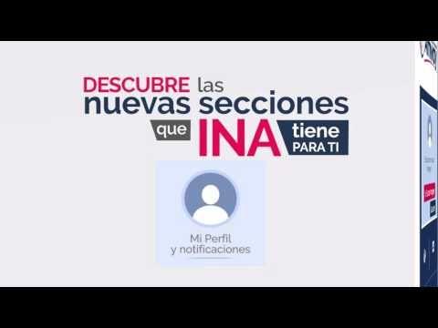 Redescubre INA 2.0 - Navega, capacítate y comparte