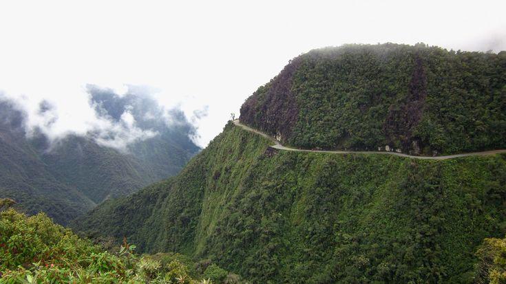 Дорога Смерти - Боливия