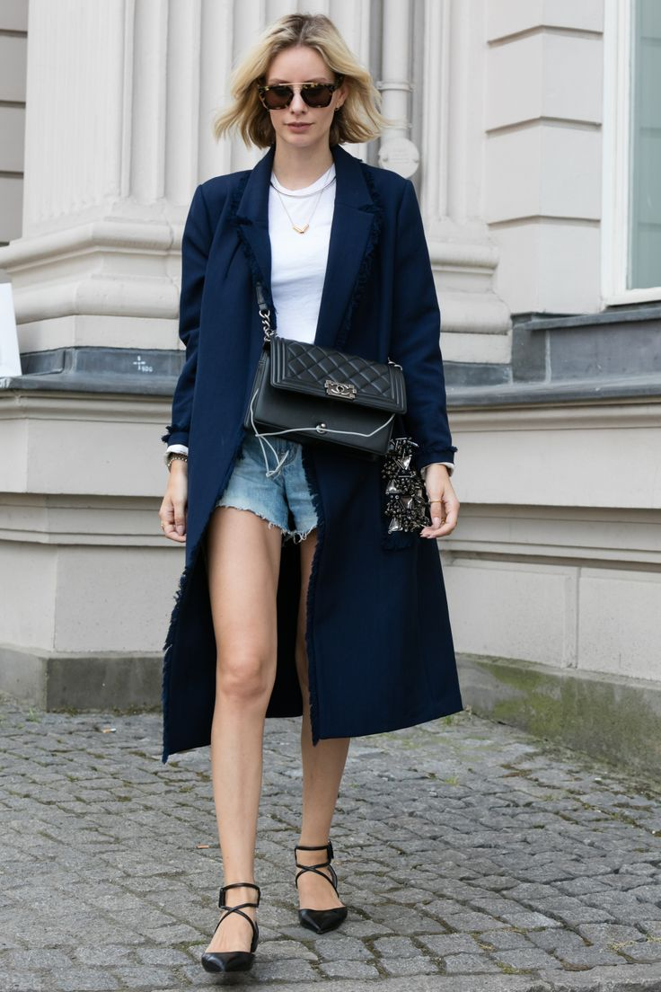 Street style at Berlin Fashion week [Photo: Matti Hillig]