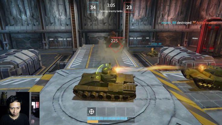 Tanki X - Smoky Turret - Hunter Hull