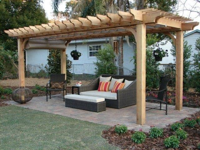 Retractable Pergola Canopy Kit Order A Retractable Canopy For Pergola Kits At Pergola Depot Outdoor Pergola Building A Pergola Backyard Pergola