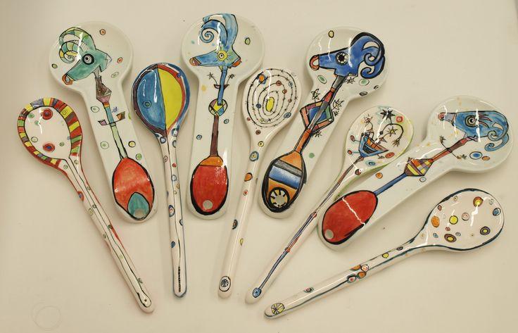 Vanessa Anastasopoulou, 'various spoons