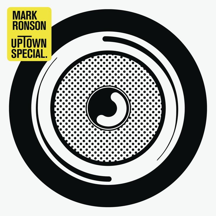 Mark Ronson - Uptown Special, White