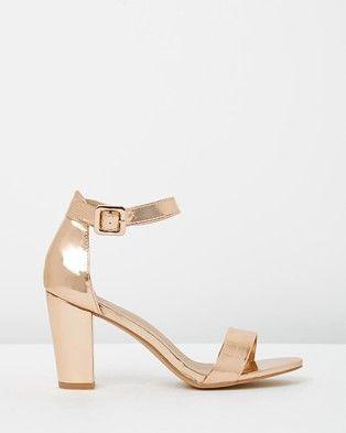 Buy Clara Block Heels 50