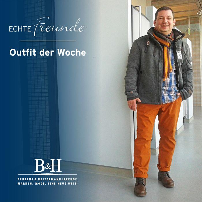 Outfit der 45KW - Männerwelt Behrens & Haltermann, Itzehoe