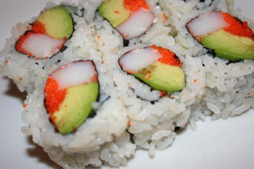 Sushi Sushi: Sushi Food, Food Lists, California Rolls, Food Combos, Rolls Fish, Fish Sushi, California Sushi Rolls, Delect Food, Favorite Recipes