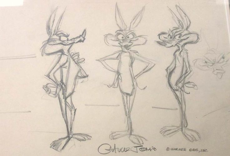 Single Line Character Art : Best wyile coyote images on pinterest cartoon
