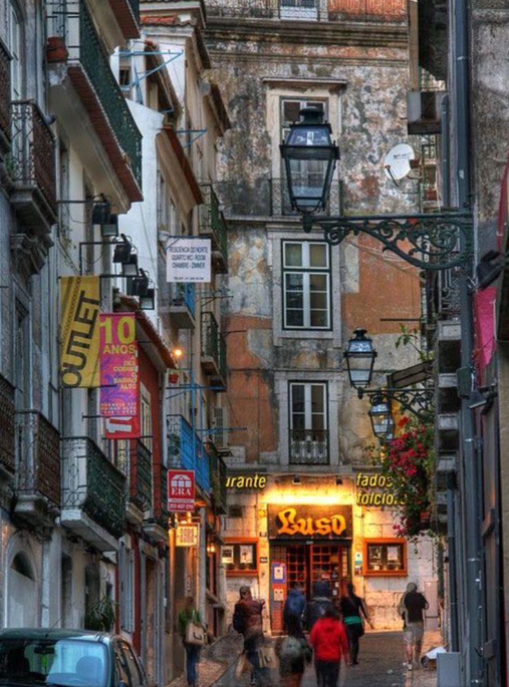 Biarro Alto Lisbon
